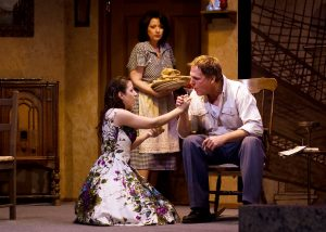 """Arthur Miller """"a View from the Bridge"""". Is Eddie Responsible for His Own Death?"""