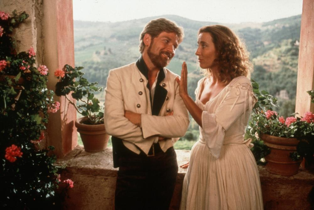a comparison between the book and branaghs movie version of much ado about nothing Much ado about nothing, a comparison between shakespeare's version and kenneth branaghs.
