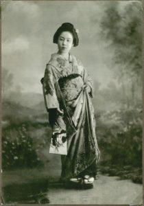 Geisha History