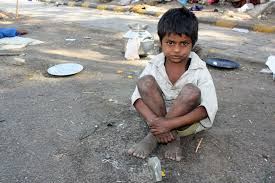 A typical day in the life of a street child